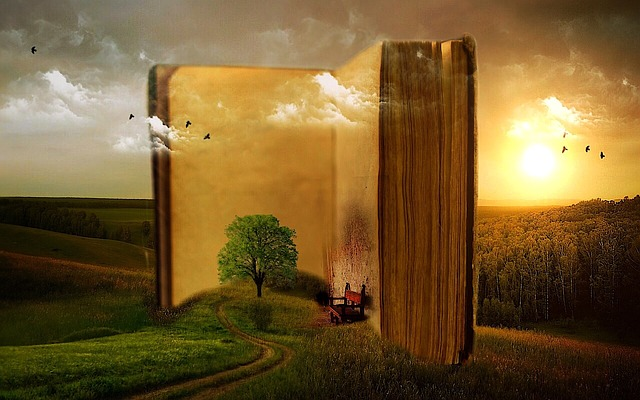 kniha o přírodě