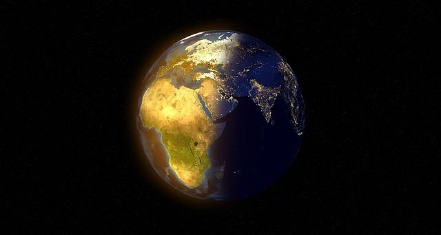 den a noc na planetě