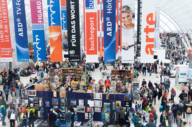 knižní trh