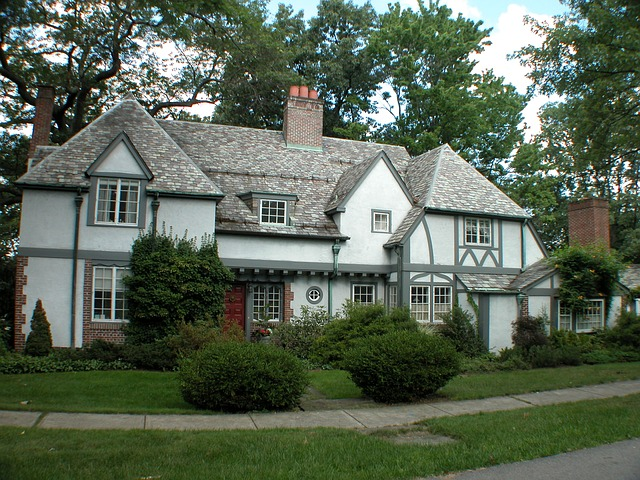 tudorovský dům