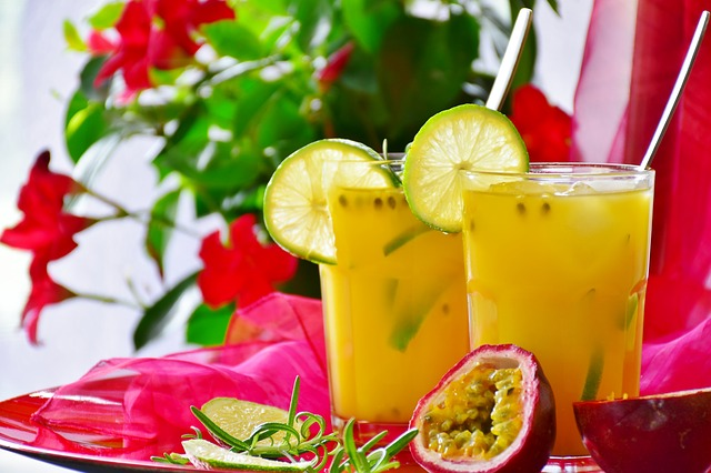 ovocný koktejl